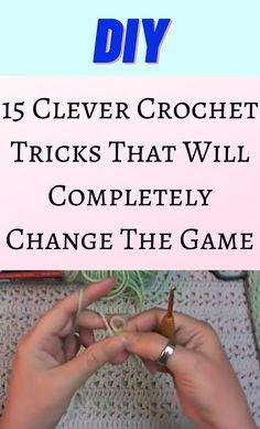 Crochet Stitches For Beginners, Crochet Basics, Knit Or Crochet, Learn To Crochet, Crochet Crafts, Easy Crochet, Crochet Projects, Free Crochet, Mandala Crochet