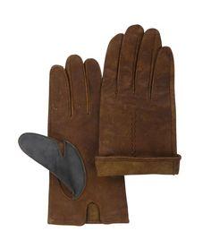 Em Alag Gloves, Leather, Men, Mittens