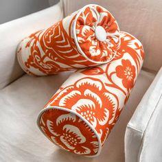 Bolster Cushions, Bolster Pillow, Baby Pillows, Throw Pillows, Fur Pillow, Cushion Tutorial, Diy Cushion, Pillow Tutorial, Sewing Piping