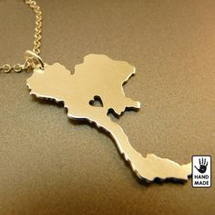 LOVE this!  I would want a silver one with Ohio also! Canton and Chiang Mai!!! So cool!
