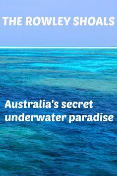 Australia's top secret snorkeling and diving spot off the Northwest Kimberley coast, 250 kilometers from Broome #diving #snorkeling #Broome #adventure #hiddengem #travel #Australia #Nemo