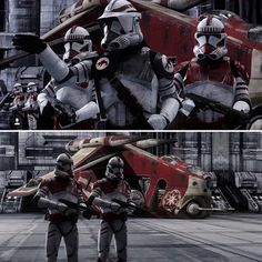 Great Clone Tropper captures by . This looks so cinematic! Star Wars Jedi, Star Wars Film, Rpg Star Wars, Star Wars Poster, Star Wars Humor, Star Wars Fan Art, Star Wars Concept Art, Star Wars Clones, Star Citizen