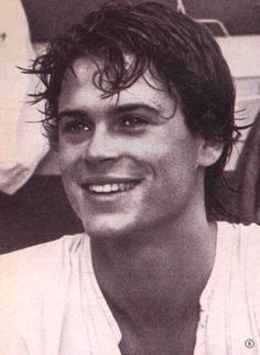 Rob Lowe will always be one of the most attractive men ever! Beautiful Boys, Pretty Boys, Gorgeous Men, Cute Boys, Beautiful People, Pretty Men, Hot Guys, Portrait, Hommes Sexy
