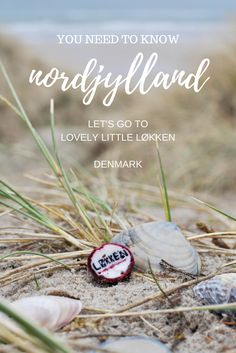 You Need to know Nordjylland - Let's Go to Lovely Little Løkken Denmark Finland Travel, Denmark Travel, Norway Travel, European Holidays, Aarhus, Sandy Beaches, Need To Know, Travel Inspiration, Oregon