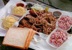 Franklin's BBQ - Austin, Texas-I'm thinking that this looks like a compelling reason to study in Austin. Perhaps Texas should just put this in their promotional material.