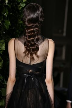 Valentino's autumn/winter 2014 Perfect like always | Close Up | Haute Couture Paris July 9 2014.