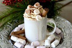 Xmas, Christmas, Let Them Eat Cake, Hot Chocolate, Glass Of Milk, Tableware, Food, Advent, Crockpot Hot Chocolate