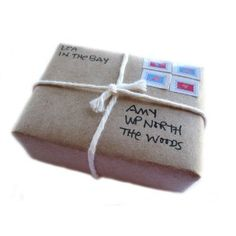 World's smallest postal service