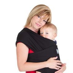 Comfortable Cotton Baby Sling Newborn Kid Cradle Infant Sling Wrap Rider Carrier Nursing Great for Discrete Easy Breastfeeding Inside the Sling (black) Moby Wrap, Baby Play, Baby Kids, Child Baby, Baby Bouncer, Baby Wrap Carrier, Bobe, Thing 1, Wishes For Baby