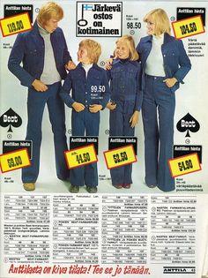Farkkuja vuodelta 1973
