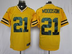 yellow affordable nice NFL jerseys