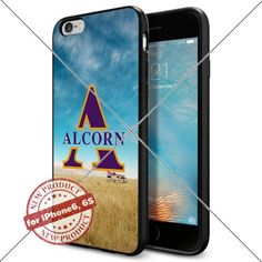 WADE CASE Alcorn State Braves Logo NCAA Cool Apple iPhone6 6S Case #1023 Black Smartphone Case Cover Collector TPU Rubber [Breaking Bad] WADE CASE http://www.amazon.com/dp/B017J7IIAU/ref=cm_sw_r_pi_dp_lkkywb14ZFSHH