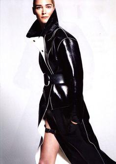 Designer Leather Fashions