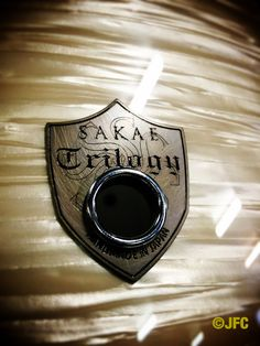 Sakae drums logo at Newloc backline . backline, backline rental, musical gear, musical instruments, vintage keyboards, vintage drums, drums, percussions, classical musical gear, synth, guitars,