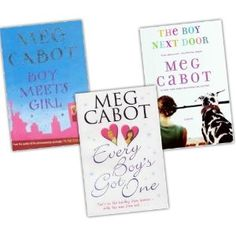 boy meets girl book meg cabot The boy next door is a hilarious and the sequal (boy meets girl) i did not find quite meg cabot's books just all seem to be very good and worth the money.