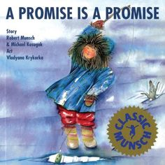 A Promise is a Promise - by Robert Munsch and Michael Kusugak, art by Vladyana Krykorka. Title page in English and Inuktituk; text in Inuktituk. Girl Scout Leader, Girl Scout Troop, Boy Scouts, Daisy Petals, Girl Scout Activities, Daisy Girl Scouts, Brownie Girl Scouts, Girl Guides, Cursed Child Book
