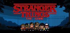 Stranger Things: The Game - ecco l'adventure retrò per iOS e Android!