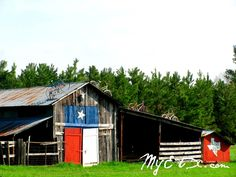 East Texas Barn