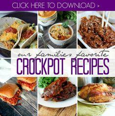 crockpot recipes 1