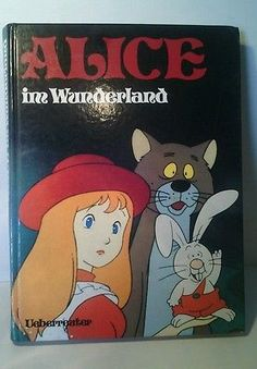 a book you loved as a child Lewis Carroll - Alice im Wunderland