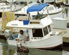 Perfect 10 , Mini Tugboat Plans, Tugboat Plans