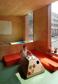 Interiors - Childcare Facility ((#fc3arch))