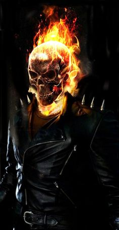 Ghost Rider Images, Ghost Rider 2007, Ghost Rider Movie, Ghost Rider Johnny Blaze, Ghost Rider Marvel, Ghost Rider Drawing, Ghost Rider Tattoo, Ghost Rider Wallpaper, Skull Wallpaper