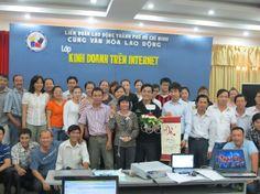 Khóa học Kinh Doanh Trên Internet tại Cung Văn Hóa Lao Động Tp. Hồ Chí Minh
