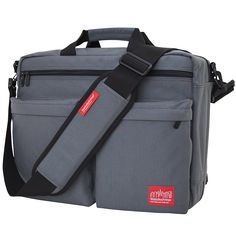 Manhattan Portage Tribeca Bag, Grey *** Check out the image by visiting the link.