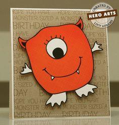 Monster Sized Birthday  Monster Birthday Bash