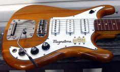magnatone guitars - Cerca con Google
