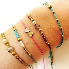 Bracelets, Costume Jewelry, Jewelry Accessories, Delicate, Detail, Instagram, Fashion, Glass, Bead