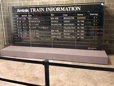 Railroad Museum of Pennsylvania 30th Street Station, Train Information, Railroad History, Pennsylvania Railroad, Exhibit, Boards, Museum, Planks, Museums