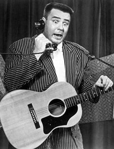 """R.I.P - """"The Big Bopper"""".  February 3rd, 1959 - The Day the Music Died."""