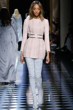 Balmain Paris Fashion Week AW16.