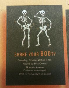 given with a gift card to the westerner or place to go dancing!