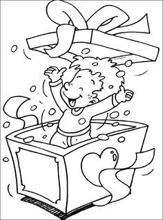 Hedgies surprise coloring pages ~ 1000+ images about Moederdag - Kleurplaten on Pinterest ...