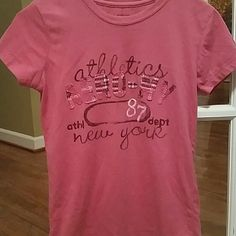 T shirt Pink, soft material Aeropostale Tops Tees - Short Sleeve