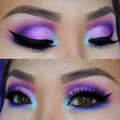 Interesting !! Might have to try this look !! Perfect for a girls night out