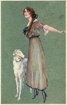 One day, I want a Borzoi