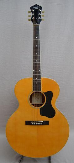 "Recording King RJJ-116-NA ~ 16"" Jumbo flat top acoustic guitar"