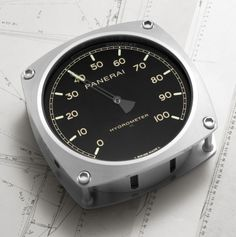 Panerai Releases Four New Navigational Instruments Inspired By A 1930s Yacht — HODINKEE - Wristwatch News, Reviews, & Original Stories