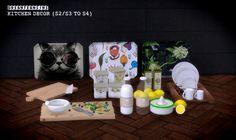 Kitchen Decor (S2/S3 to S4)