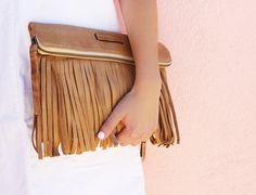 #TravelwithFrye   Heidi Fringe Crossbody   shop now at www.thefryecompany.com