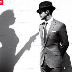 Ryan Gosling would make a great b and g shot minus gun