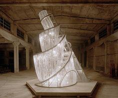 Ai Wei Wei nos deleita con sus increíbles obras de arte.