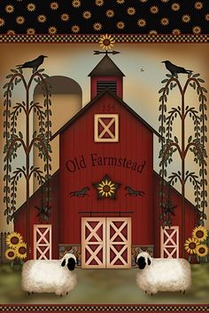 Old Farmstead (Carrie Knoff)
