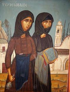 Τα Κοιμητήρια - Ψυχοσάββατο και η Εκκλησία μας μνημονεύει όλους τους ορθοδόξους κεκοιμημένους! Αιωνία η μνήμη των αδελφοί και Καλή Ανάσταση! ♫♪ Μάνα μου πόσο μέστωνε το στάρι στις ταφόπετρες πόσο γλυκό στη γέψη το ψωμί το ψυχοσάββατο ♫♪