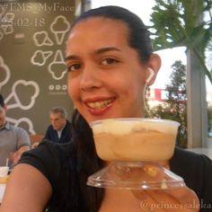[56/365] Día 25. Mi cara: Felicidad con mi marquesa cortesía de @coposgelato.  (Day 25. My face: Happiness with my courtesy dessert from #CoposGelatoBar.)     #FMSPAD #FMSPhotoADay #FMSPhotoADayFeb #FMS_MyFace #EmbraceEverydayJoyfully #365DaysOfPhotos #BFYT #MiCara #Felicidad #Marquesa #Gratis #CoposGelato #Merida #Venezuela #MyFace #Happiness #Free #Dessert #GelaterosFelices #DulcesMomentos #MiLugarFeliz http://bit.ly/2FEd3l4