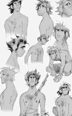 Juliaon Roels ★ || CHARACTER DESIGN REFERENCES • Find us on www.facebook.com/CharacterDesignReferences and www.pinterest.com/characterdesigh Remember that you can join our community on www.facebook.com/groups/CharacterDesignChallenge and participate to our monthly Character Design contest || ★
